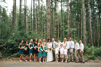 Bridal Party // Family Formals